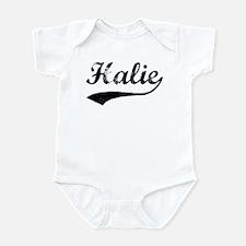 Vintage: Halie Infant Bodysuit