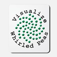 Visualize Whirled Peas 2 Mousepad