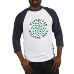 Visualize Whirled Peas 2 Baseball Jersey