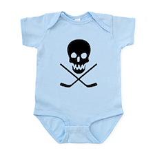 Totenkopf Infant Bodysuit