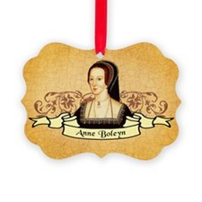Anne Boleyn Ornament