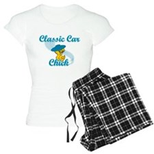 Classic Car Chick #3 Pajamas