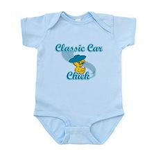 Classic Car Chick #3 Infant Bodysuit