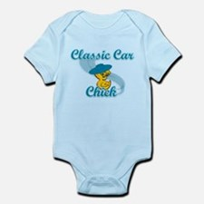 Classic Car Chick #3 Infant Bodysuit