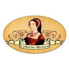 Catherine Howard Decal