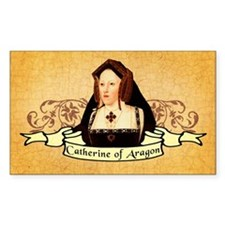 Catherine Of Aragon Decal