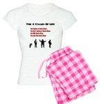 Four Stages of Life Women's Light Pajamas