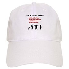 Four Stages of Life Baseball Cap