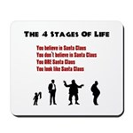 Four Stages of Life Mousepad