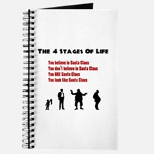 Four Stages of Life Journal