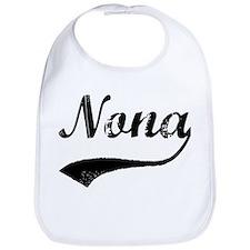 Vintage: Nona Bib
