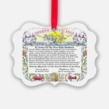 Shellback Ornament