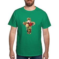 Rosy Cross T-Shirt