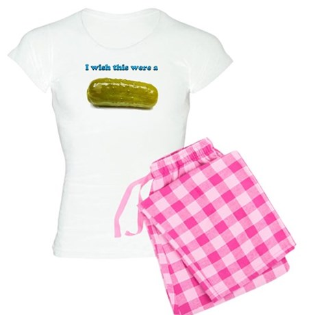 i Wish this were a Pickle Women's Light Pajamas