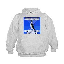 Socially Awkward Penguin Hoodie