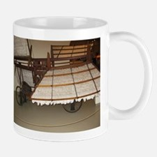 Turkey Feather Airplane Mug