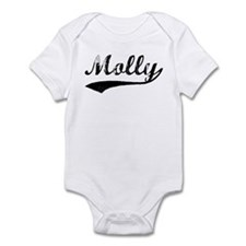 Vintage: Molly Infant Bodysuit