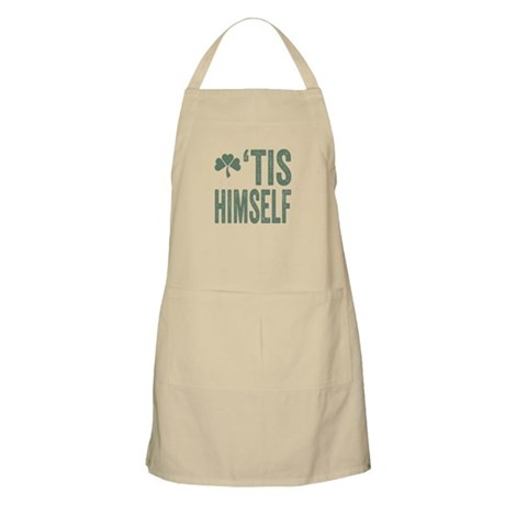 Tis Himself Apron