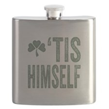 Tis Himself Flask