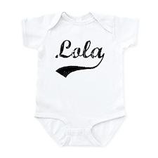 Vintage: Lola Infant Bodysuit