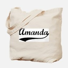 Vintage: Amanda Tote Bag