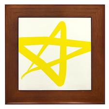 Stern Framed Tile