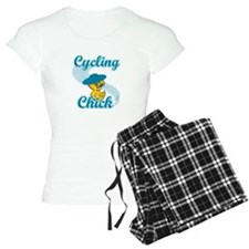 Cycling Chick #3 Pajamas