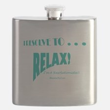 New year resolution Flask