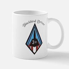 Blackbird Driver Mug