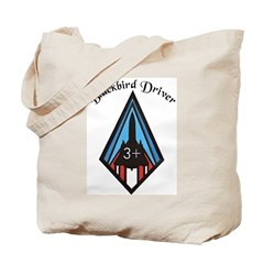 Blackbird Driver Tote Bag
