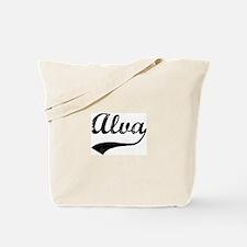 Vintage: Alva Tote Bag