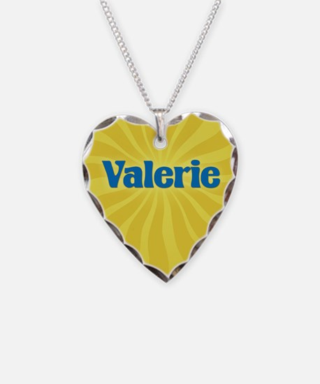 Valerie Sunburst Necklace