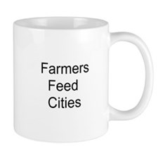 Farmers Feed Cities Mug