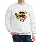 Hawaiian Pizza Sweatshirt