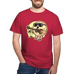 Hawaiian Pizza Dark T-Shirt