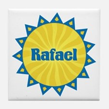 Rafael Sunburst Tile Coaster