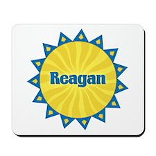 Reagan Sunburst Mousepad