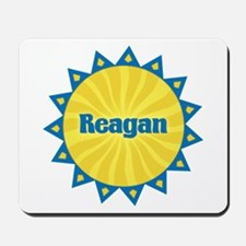 Reagan Sunburst Mousepad