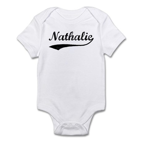 Vintage: Nathalie Infant Bodysuit