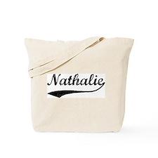 Vintage: Nathalie Tote Bag