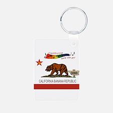 CALIFORNIA Keychains