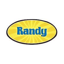 Randy Sunburst Patch