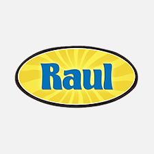 Raul Sunburst Patch