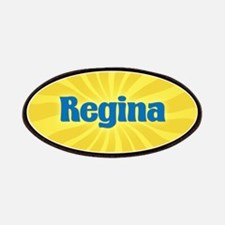 Regina Sunburst Patch