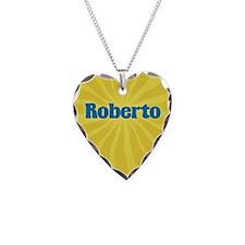 Roberto Sunburst Necklace