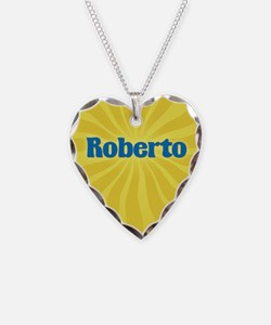 Roberto Sunburst Necklace