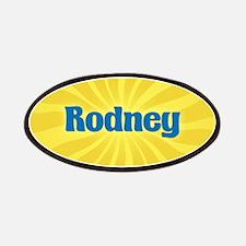 Rodney Sunburst Patch