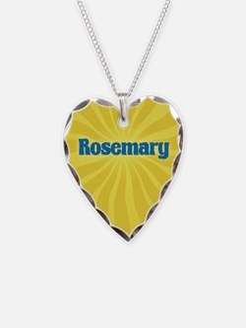 Rosemary Sunburst Necklace
