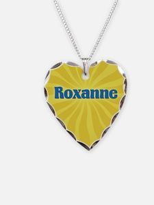 Roxanne Sunburst Necklace