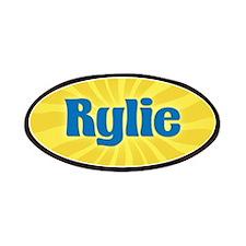 Rylie Sunburst Patch